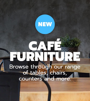 Looking for Cafe Furniture...Take a look at our new range