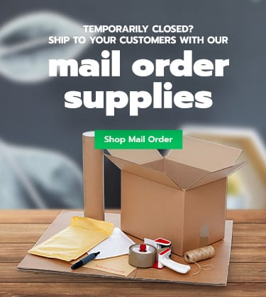 Sell it, Pack it and Mail it with Mail Order Supplies from Morplan