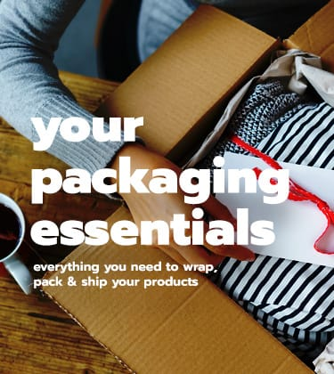 Your packaging essentials - available today from Morplan