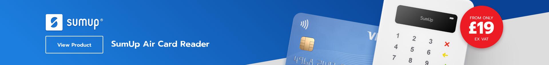 SumUp Air Smart Card Reader
