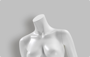 Headless Realistic Female Mannequins