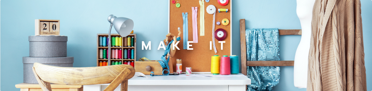 Make it - Hobbyist and Craft Supplies