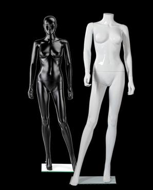 Economy Female Mannequins