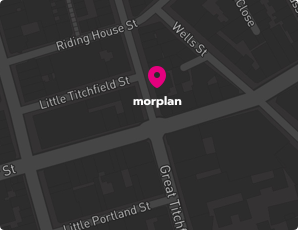 Get directions to Morplan London
