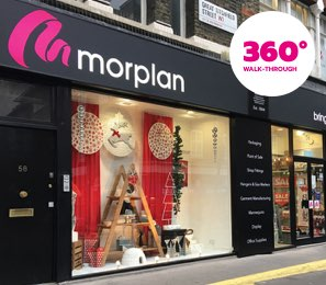 Get directions to Morplan London