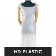 Disposable Apron - Pack of 100