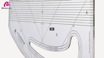 Watch our how to use a Patternmaster video
